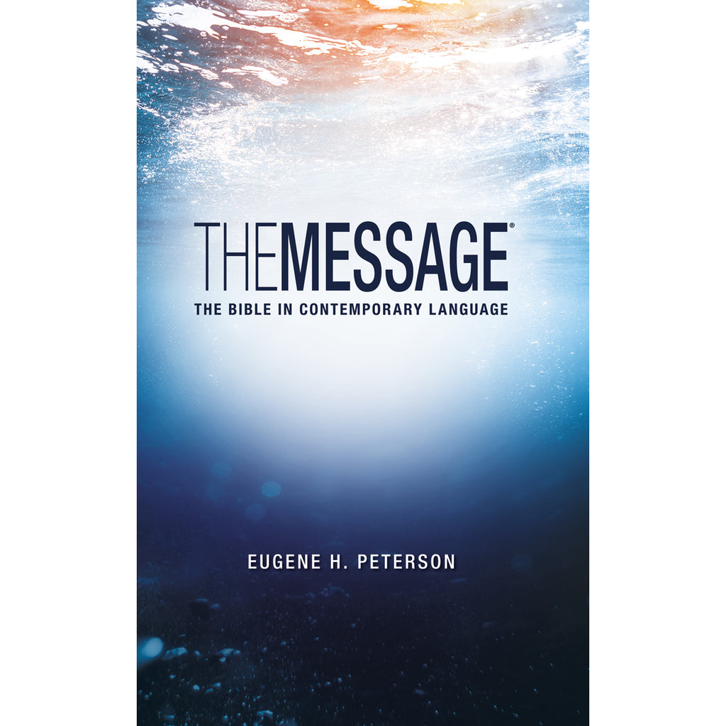 The Message Bible (Hardcover)