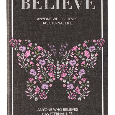Anyone Who Believes Has Eternal Life (Small Daily Planner 2021)