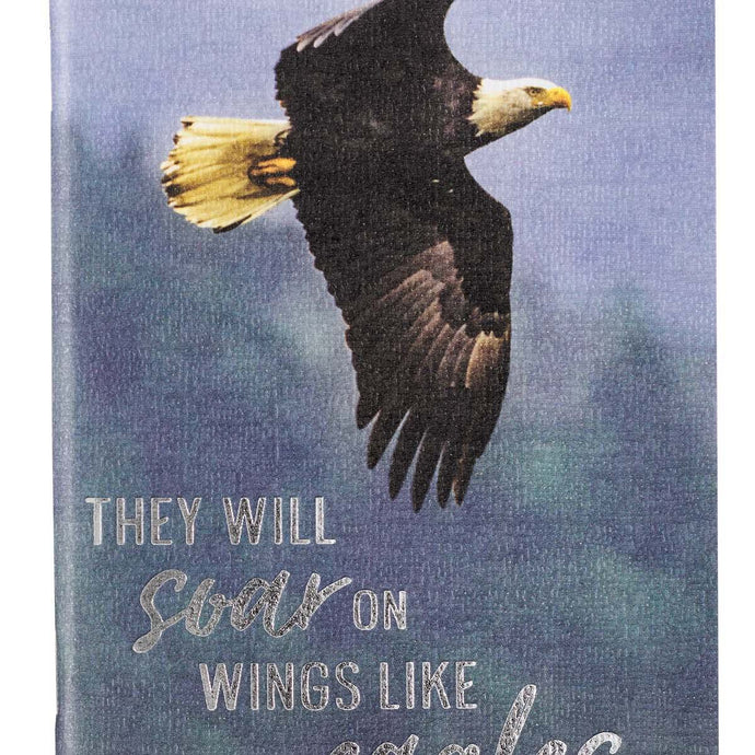 They Will Soar On Wings Like Eagles (Small Daily Planner 2021)