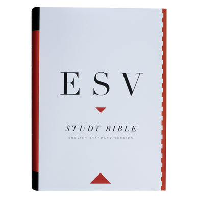 ESV Study Bible With Jacket (Hardcover)