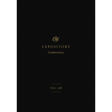 Esv Expository Commentary (Hardcover)