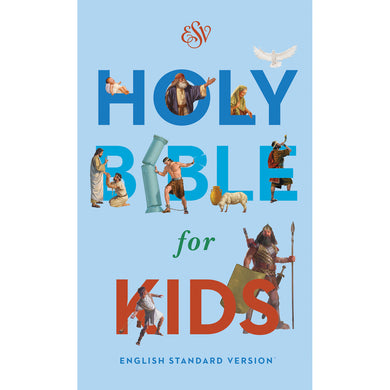 ESV Holy Bible For Kids Economy (Paperback)