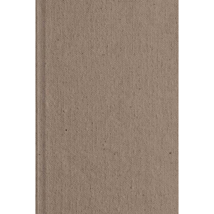 ESV Study Bible Personal Size Cloth Over Board Tan (Hardcover)