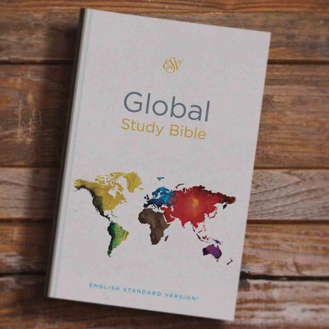 Load image into Gallery viewer, ESV Global Study Bible (Hardcover)