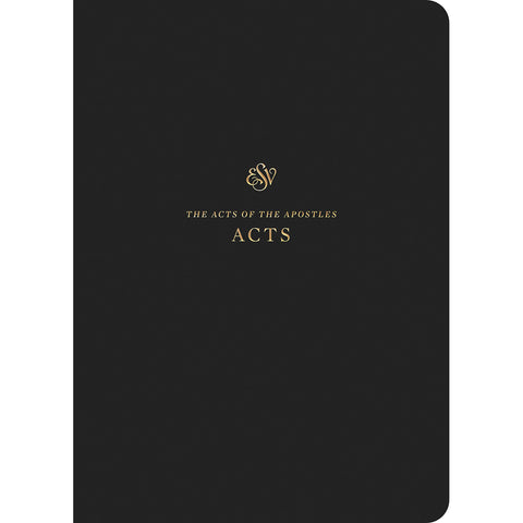 ESV Scripture Journal Acts (Paperback)