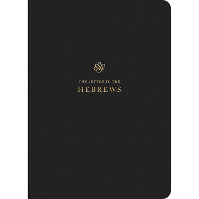 ESV Scripture Journal Hebrews (Paperback)