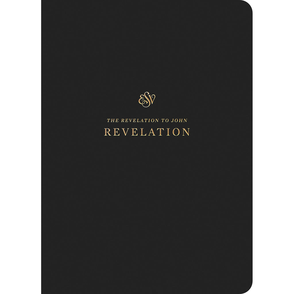 ESV Scripture Journal Revelation (Paperback)