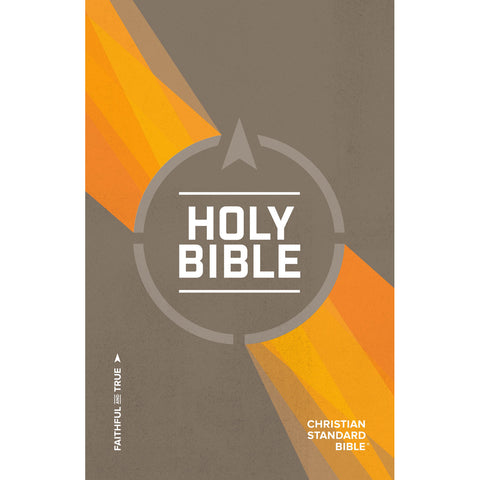 CSB Outreach Bible (Paperback)