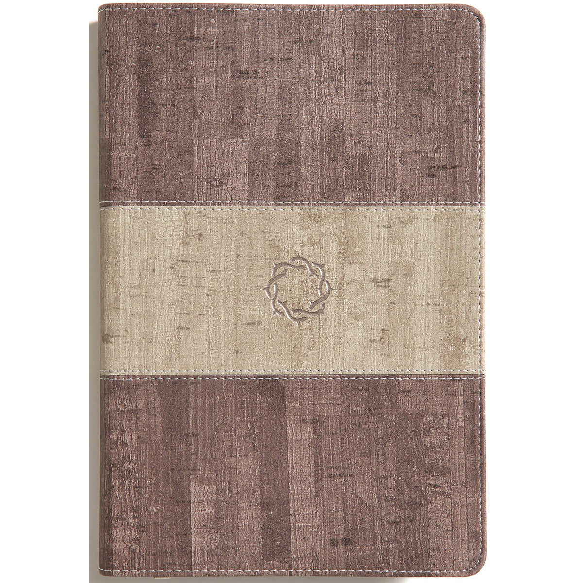 CSB Essential Teen Study Bible Weathered Gray Cork (Imitation Leather)