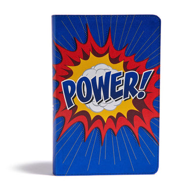 CSB Kids Bible Power (Imitation Leather)