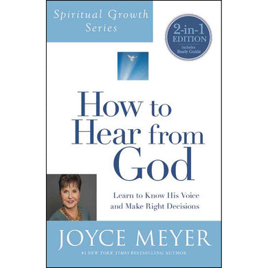 How To Hear From God (Paperback)