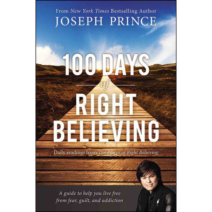 100 Days Of Right Believing (Paperback)