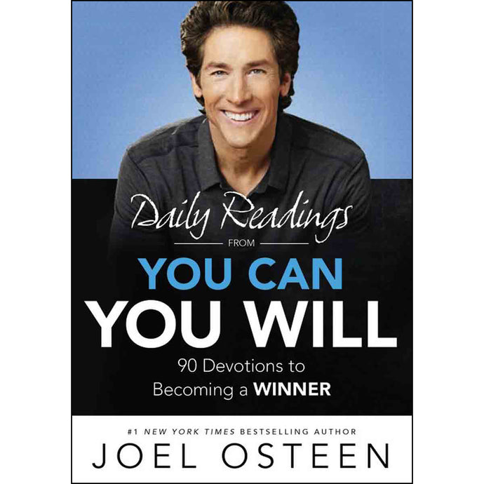 Daily Readings From You Can You Will (Hardcover)
