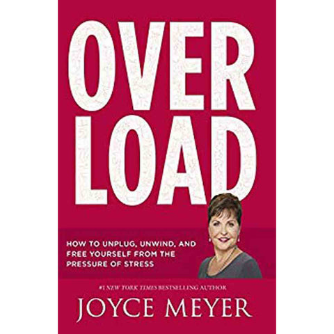 Load image into Gallery viewer, Overload: How To Unplug, Unwind, And Unleash Yourself From The Pressure Of Stress (Paperback)