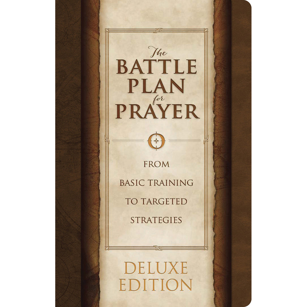 The Battle Plan For Prayer (Imitation Leather)