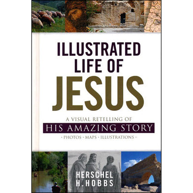 Illustrated Life Of Jesus (Mass Market Hardcover)