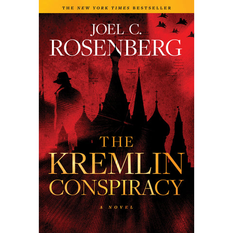 Load image into Gallery viewer, The Kremlin Conspiracy (Paperback)