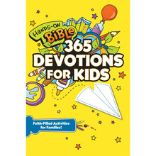 Load image into Gallery viewer, Hands-On Bible 365 Devotions For Kids (Paperback)