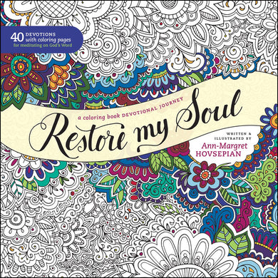 Restore My Soul (Paperback)