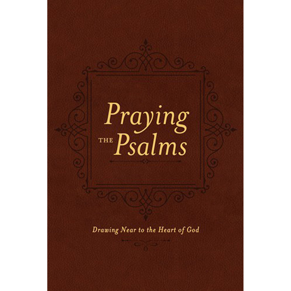 Praying The Psalms (Imitation Leather)
