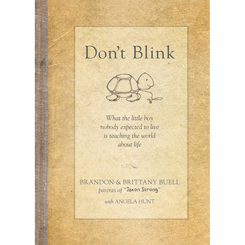 Load image into Gallery viewer, Don't Blink (Hardcover)