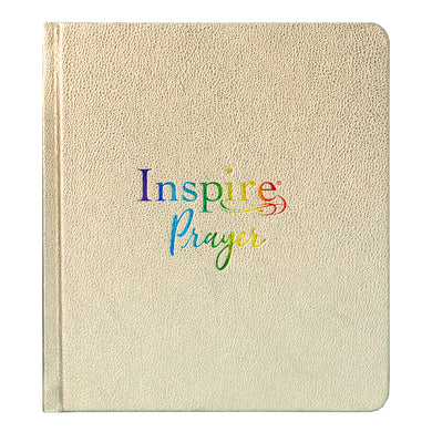 NLT Inspire Prayer Bible (Hardcover)