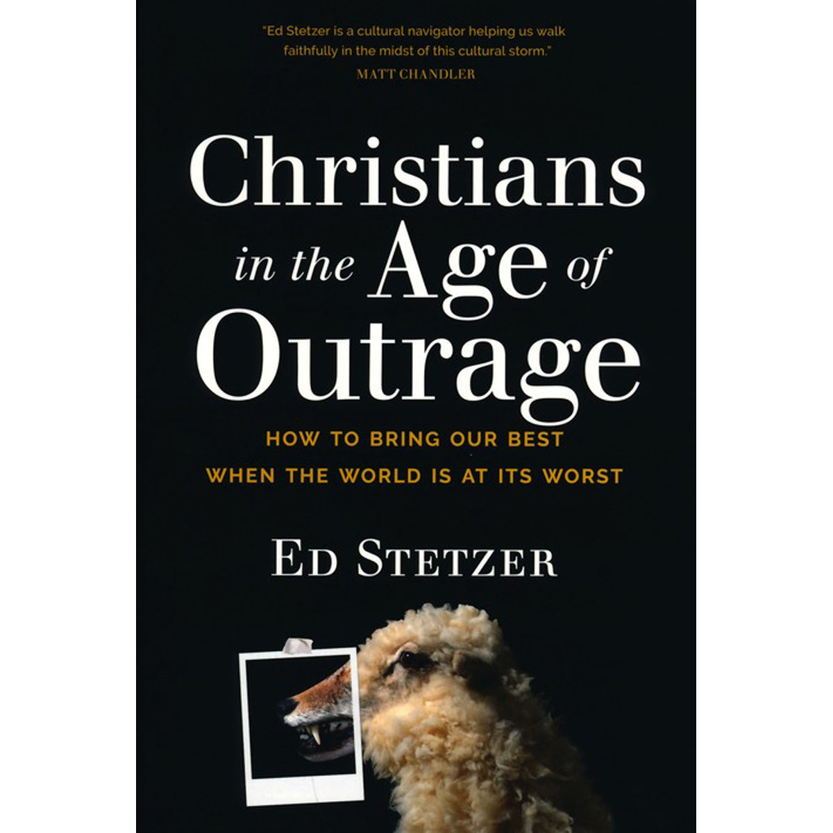 Christians In The Age Of Outrage (Paperback)