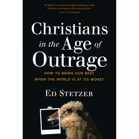 Load image into Gallery viewer, Christians In The Age Of Outrage (Paperback)