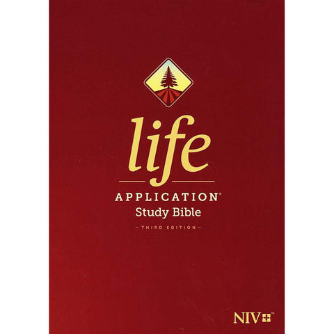 NIV Life Application Study Bible Third Edition (Hardcover)