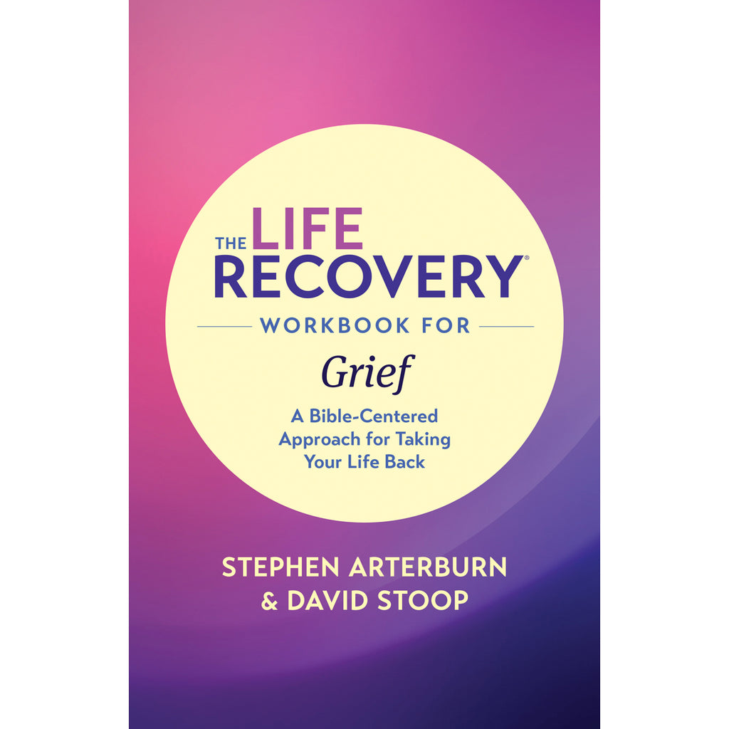 The Life Recovery Workbook For Grief (Paperback)