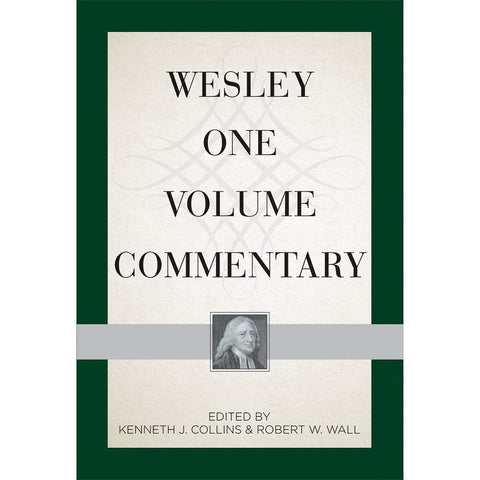 Load image into Gallery viewer, Wesley One Volume Commentary (Hardcover)