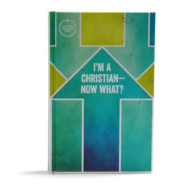 CSB I'm a Christian―Now What? Bible For Kids (Hardcover)
