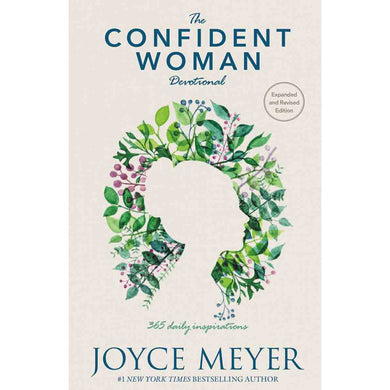 The Confident Woman Devotional: 365 Daily Inspirations (Hardcover)