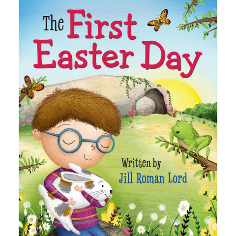 Load image into Gallery viewer, The First Easter Day (Board Book)
