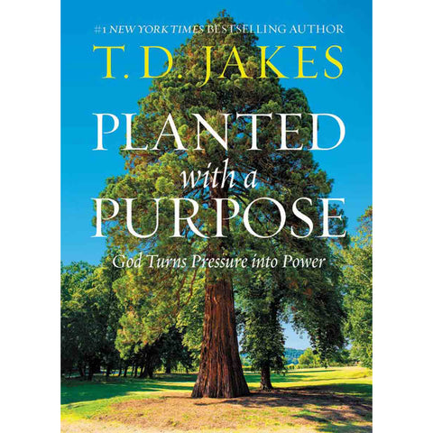 Planted With A Purpose: God Turns Pressure Into Power (Paperback)