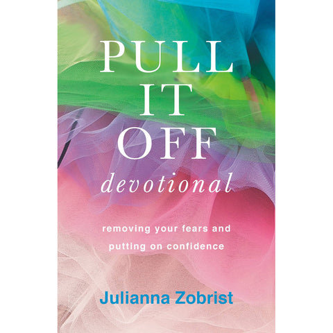 Load image into Gallery viewer, Pull It Off: Removing Your Fears And Putting On Confidence Devotional (Paperback)