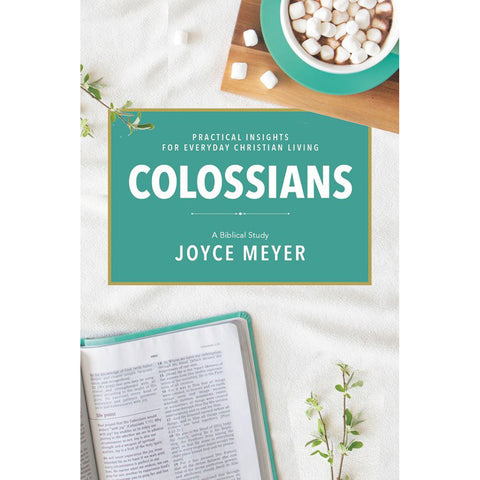 Colossians: A Biblical Study (Paperback)