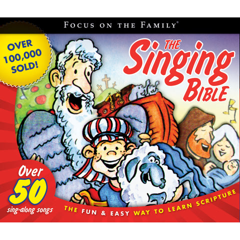 Load image into Gallery viewer, The Singing Bible (Heritage Builders)(Audio CD)