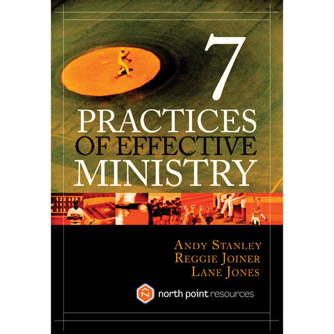 7 Practices Of Efective Ministry (Hardcover)