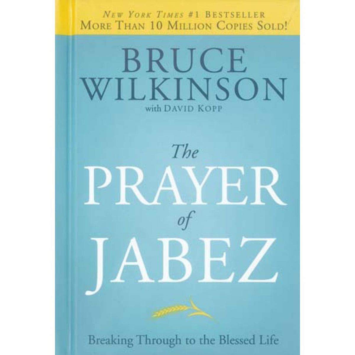 Prayer Of Jabez (Hardcover)