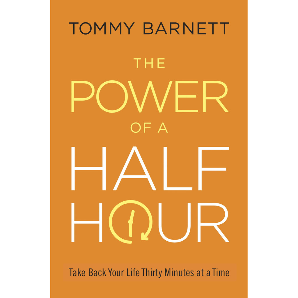 The Power Of A Half Hour (Paperback)