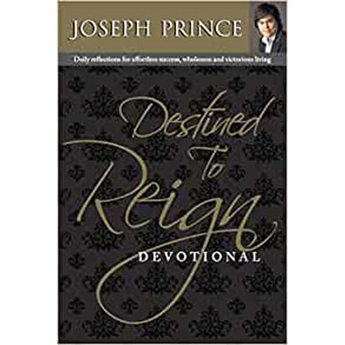 Destined To Reign Devotional (Paperback)