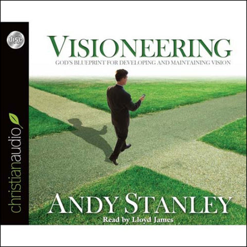 Visioneering (Unabridged)(Audio CD)