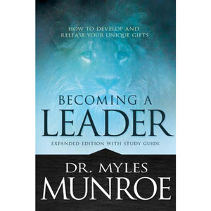 Becoming A Leader, Expanded Edition (Paperback)