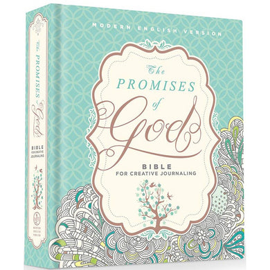 MEV Creative Journal Promises Of God (Hardcover)