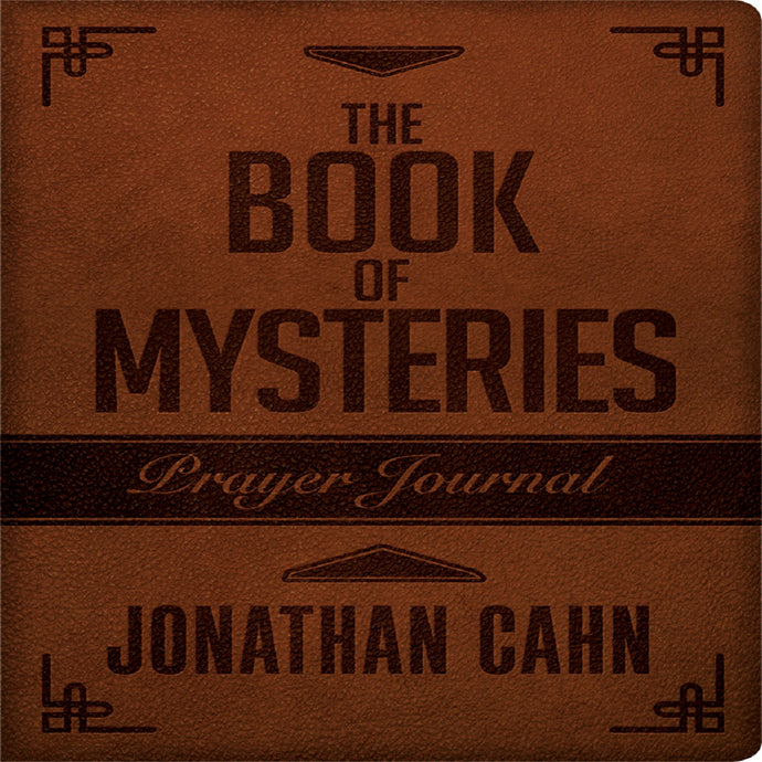 Book Of Mysteries Prayer Journal (Flexcover)
