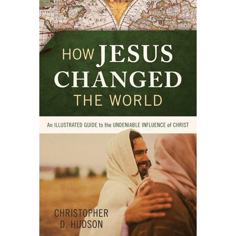 Load image into Gallery viewer, How Jesus Changed The World (Paperback)