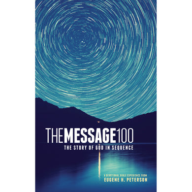 The Message 100 Devotional Bible (Paperback)