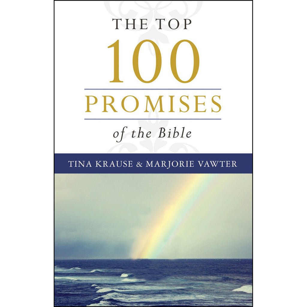 Top 100 Promises Of The Bible (Paperback)