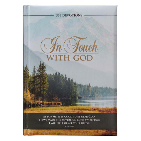 In Touch With God Mountain (Padded Hardcover)